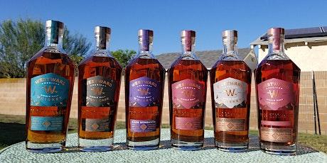 Westward Distillery Tasting with Miles Munroe - Lead Distiller and Blender tickets