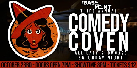 Comedy Coven - Third Annual tickets