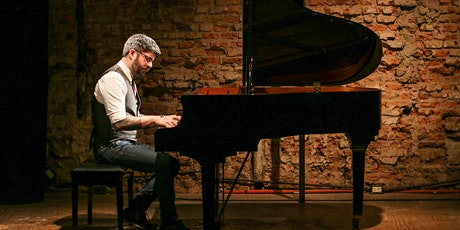 Tangos for Piano - An Evening with Pablo Estigarribia tickets