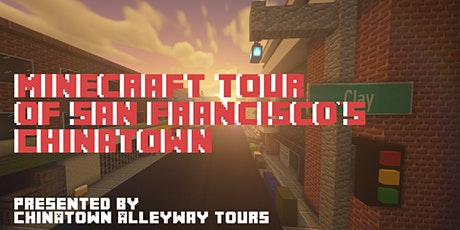 Minecraft Chinatown Alleyway Tour tickets