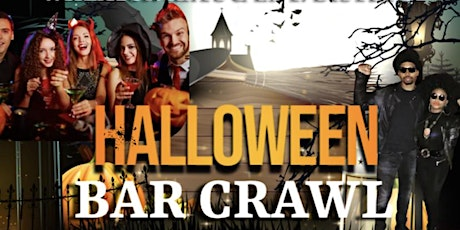 Silver Spring - 2 DAYs of Halloween Sat. night Party and Sun. Bar Crawl tickets