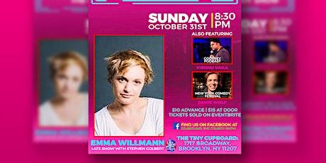 Starbound : The Comedy Show w/ Emma Willmann tickets