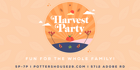 PH29 Harvest Party tickets