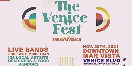 The Venice Fest tickets