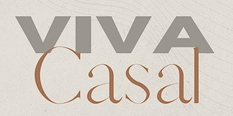 Viva Casal | 19/10 ingressos