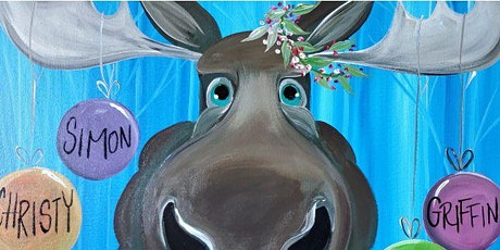 An Evening With Paintergirl~ Merry Moosemas!! tickets