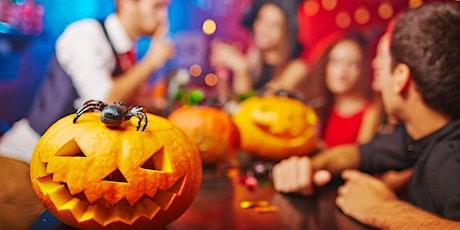 Halloween Party Movemental tickets