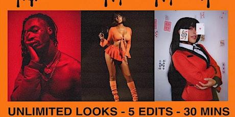 $50- Halloween Studio Photoshoot at Launchpad Studios Chicago! tickets
