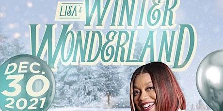 Lisa's ALL WHITE Winter Wonderland Affair tickets