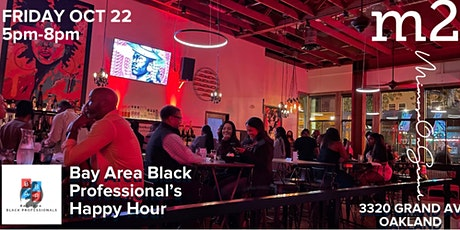 Bay Area Black Professionals  Group Happy Hour tickets