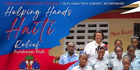 Helping Hands Haiti Relief Fundraiser Walk tickets