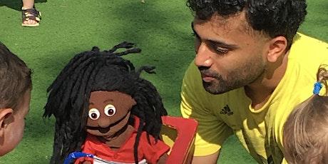 Children's Diwali Puppet Show tickets