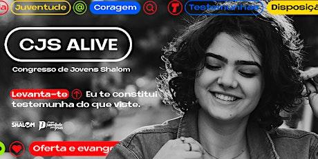 Congresso de Jovens Shalom - Salvador ingressos