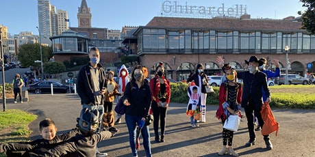 Costume and Candy Crawl: A Family Event at Fisherman's Wharf tickets