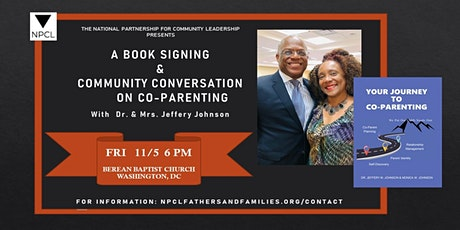 Your Journey to Co-Parenting: Book Signing and Community Conversation tickets