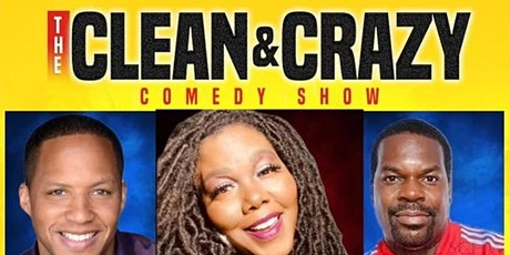 The J Spot Comedy Club Presents: The Clean & Crazy Comedy Show tickets