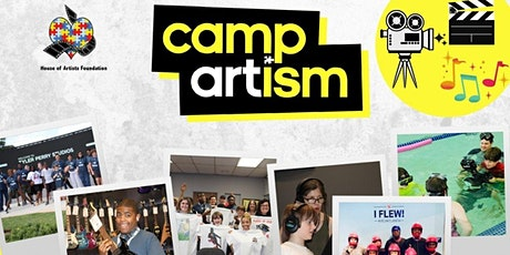 Camp Artism - The Ultimate Specialty Camp for Artists with Autism! tickets