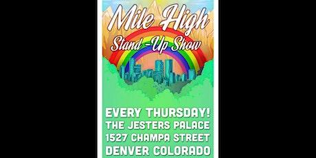 Mile High Standup Showcase tickets