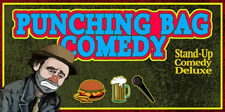 Punching Bag -Live Stand-Up Comedy tickets