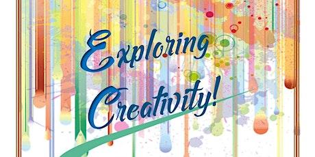 Exploring Creativity tickets
