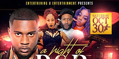 A Night Of R&B tickets