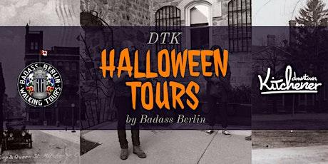 Halloween Tours in DTK tickets
