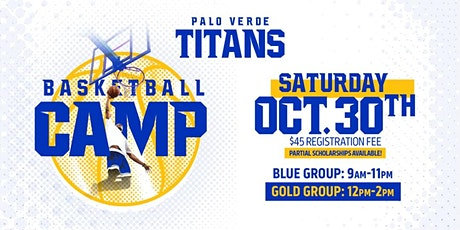 PV Titans BBall Camp tickets