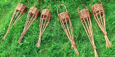 Weave a Willow Birdfeeder - 3.5 hour workshop suitable for beginners tickets