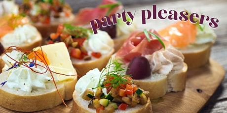 Party Pleasing Appetizers  @ 1909 Culinary Academy - December 7 tickets