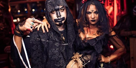 The Williamsburg Hotel Halloween Saturday party 2021 tickets