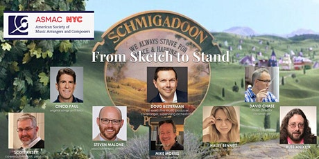 ASMAC NYC: Schmigadoon! From Sketch to Stand tickets