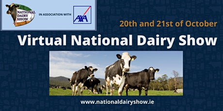 National Dairy Show tickets