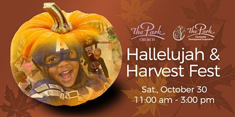 The Park's Hallelujah and Harvest Fest tickets