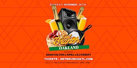 Get Brunch! : OAKLAND 11.14.21 tickets