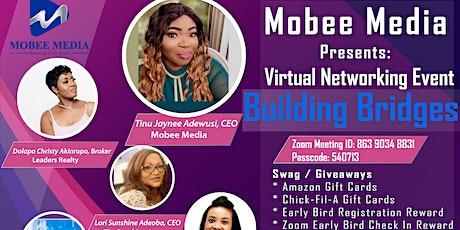 Building Bridges.  Virtual Networking Event tickets
