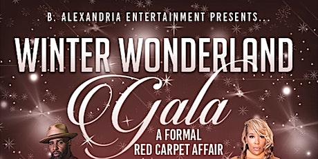 Winter Wonderland Fashion Gala tickets