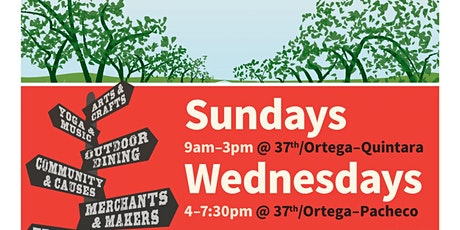 Outer Sunset Farmers Market & Mercantile tickets