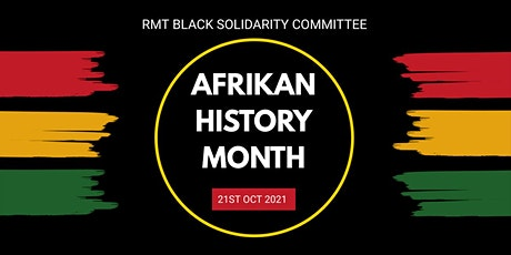 Afrikan Leaders Who Changed the World tickets