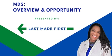 MDS: Overview & Opportunity tickets