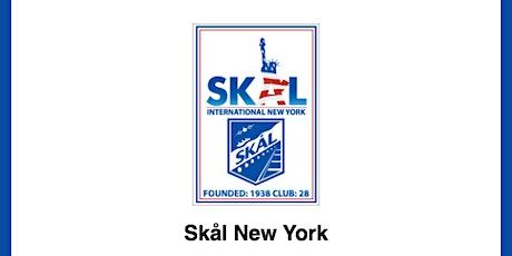 Skål New York Program: October tickets