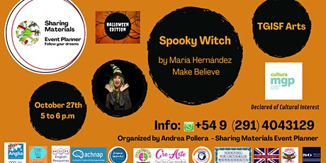 """TGISF  Arts Storytelling session (Ages 6 to 12) """"S entradas"""