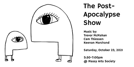 Concert  /  The Post-Apocalypse Show tickets