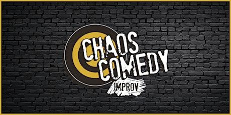 November  Chaos Comedy Improv Show tickets