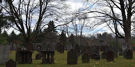 Walking Tour: Old Farmington Cemetery (Memento Mori) tickets