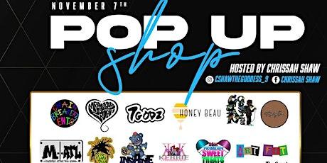 Internal Hu$tle   Pop Up Shop tickets