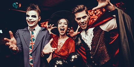 The Williamsburg Hotel Halloween Friday party 2021 tickets