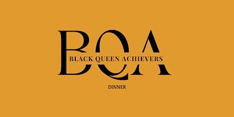 Black Queen Achievers Dinner tickets