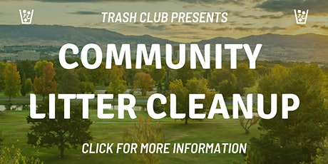 West Downtown Boise Litter Cleanup tickets