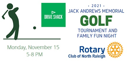 Jack Andrews Memorial Golf Tournament and Family Fun Night tickets