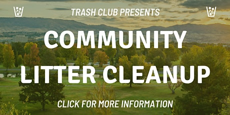 Downtown Boise Litter Cleanup tickets